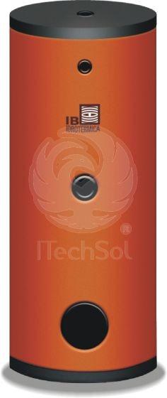 Boiler solar cu doua serpentine (bivalent) 2000 litri (SPS-2
