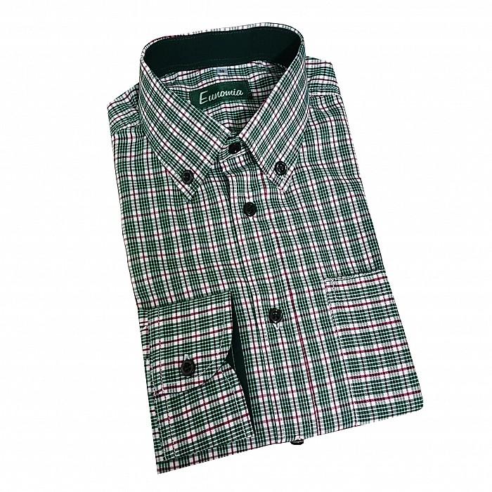 Jacheta Fleece Verde