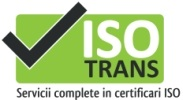 Certificare ISO internationala