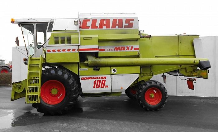 Combina agricola Claas Dominator 108 SL Maxi