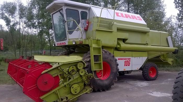 Combina agricola second hand Claas Dominator 106