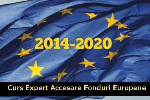 Curs Expert accesare fonduri europene 22 - 24 Mai Bucuresti