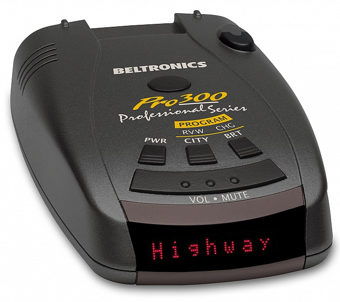 Detector de radar Beltronics PRO300