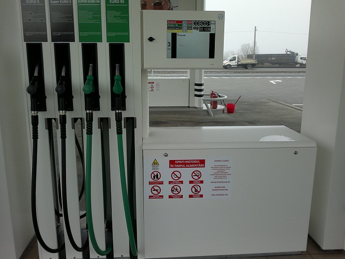 Distribuitor carburanti auto - Distribuitoare Carburanti