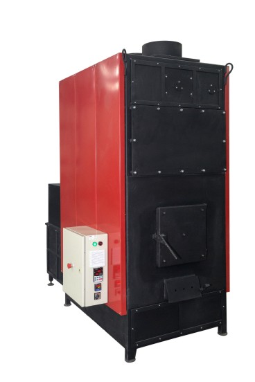 Generatoare de aer cald pe combustibil solid 30-500kW