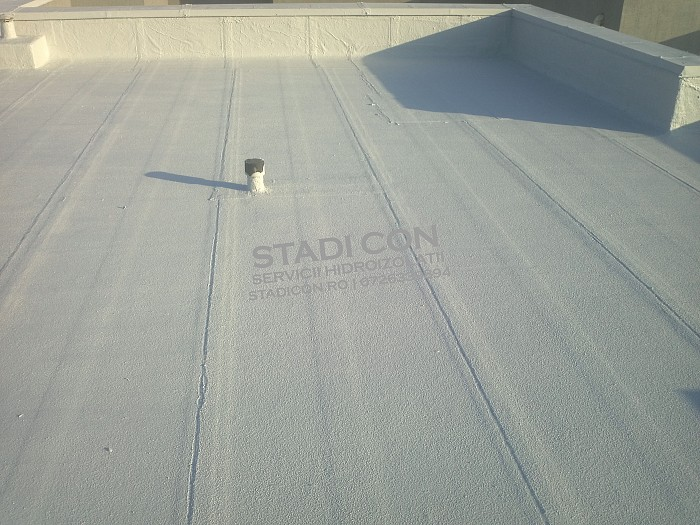 Hidroizolatii terase