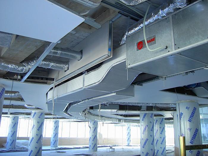 Instalatii de climatizare