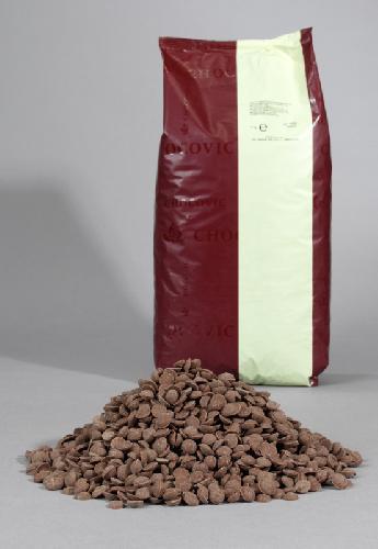 Ciocolata cuvertura cu lapte Tokelat pentru fantani