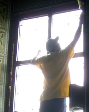 Reparatii usi si ferestre pvc