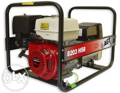 Inchirieri generator curent AGT 8203 HSB