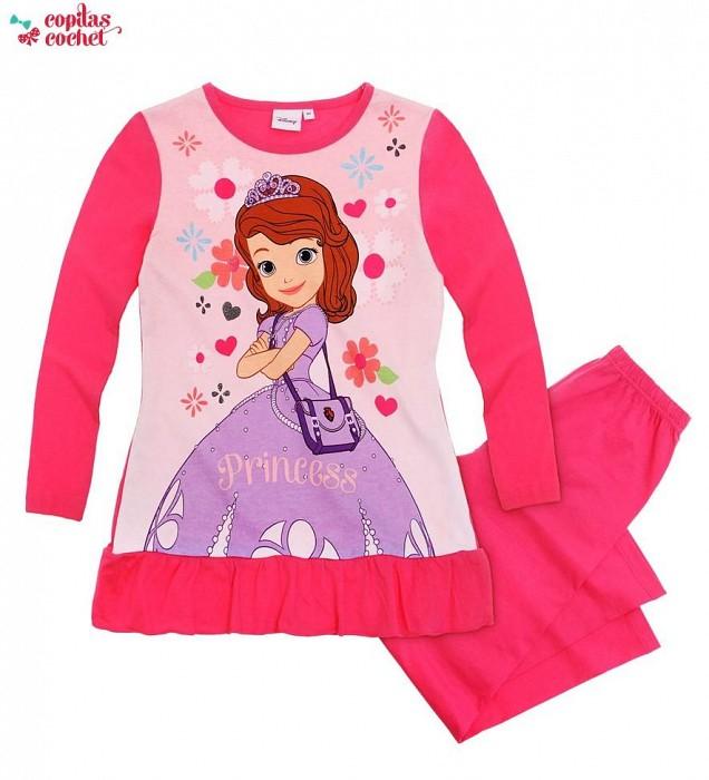 Pijamale pentru Copii marca Disney cu Sofia