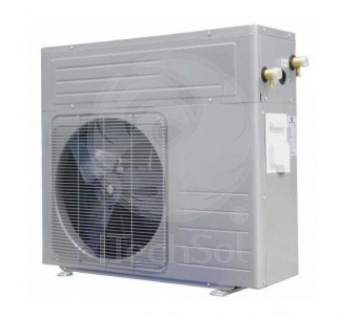 Pompa de caldura aer/apa 7 kW pentru apa calda menajera si i