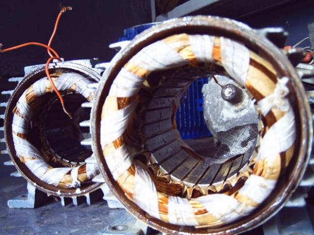 rebobinari statoare pentru generatoare pe benzina
