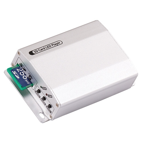 SD Card 1-port controler pentru banda LED digitala si module