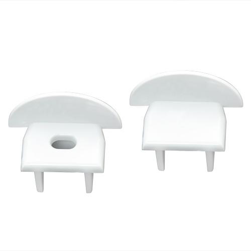 Set de capace pentru profil de aluminiu AP206