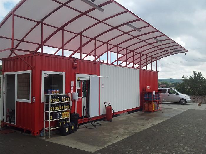 Statii mobile distributie carburanti