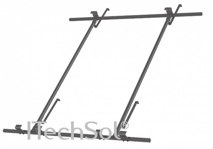 Suport montaj universal KSAL-2 (inox si aluminiu)