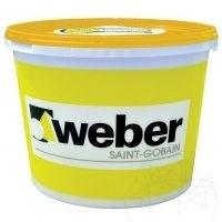 Tencuiala decorativa ultrapermeabila - Weber.Pas Topdry 25kg