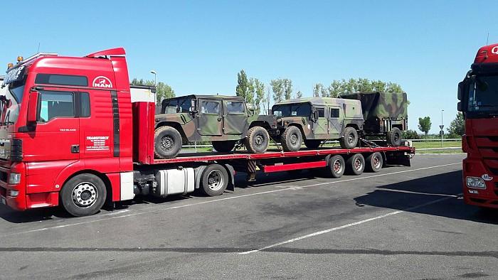 Transport la grupaj - Grupaje transport