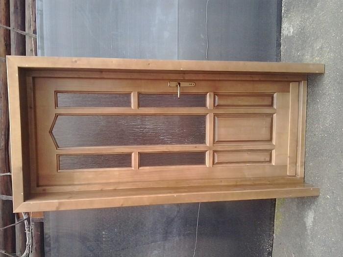 Usi lemn stratificat Bihor