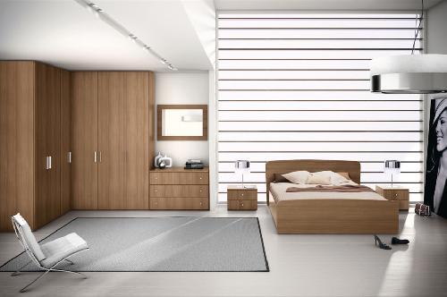 Mobila dormitor modern Target M04