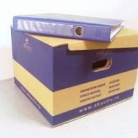 cutii carton arhivare