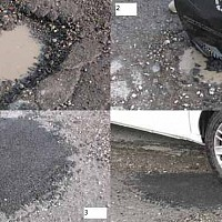 asfalt rece