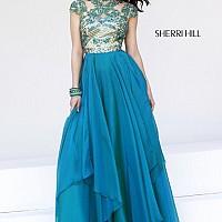 rochie sherri hill