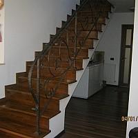 scari lemn de stejar
