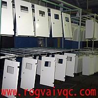 vopsitorie in camp electrostatic