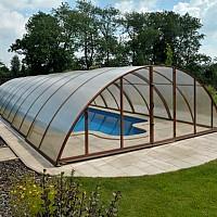 acoperire piscine policarbonat