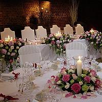 aranjamente floral nunta