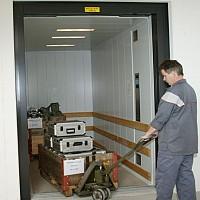 ascensoare de marfa