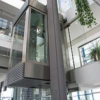 ascensoare exterioare