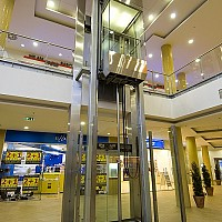 ascensoare hidraulice persoane