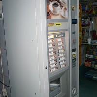 automat cafea zanussi