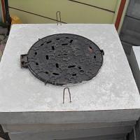 camine beton