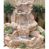 cascade ornamentale
