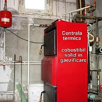 centrale termice combustibil solid