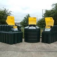 cisterna de ulei uzat