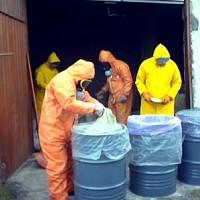 colectare deseuri periculoase