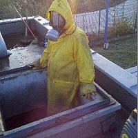 colectare deseuri petroliere