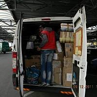 transport colete italia