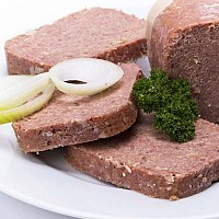 conserve carne