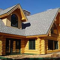 constructii case de lemn