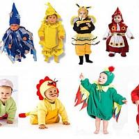 costume de carnaval copii