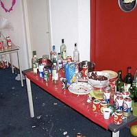 curatenie petrecere