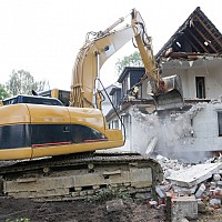 demolari mecanizate