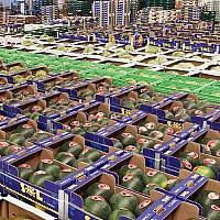 depozit legume