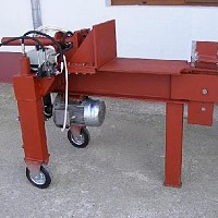 masina de despicat lemn